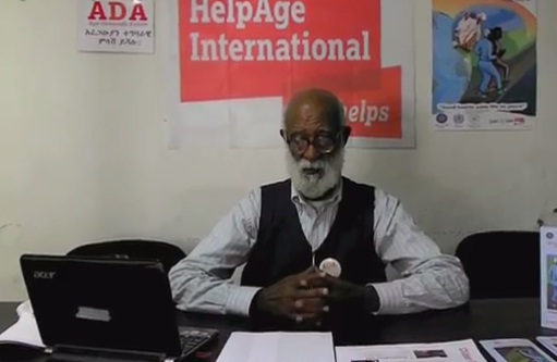 Older people and HIV and AIDS in Ethiopia - Age Demands Action on Health