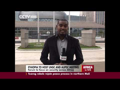 Ethiopia to hold AU and UNSC meeting