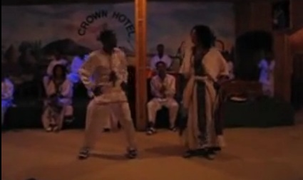 Ethiopian Traditional Dance