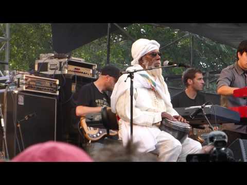Live Performing @Reggae Festival 2014
