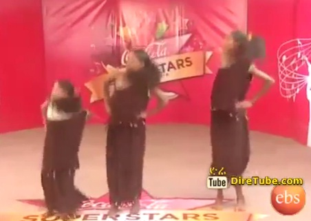 Bishoftu Ada Traditional Dance Group - 1st Round Episode 03