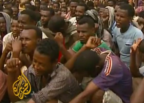 Gulf dreams dashed for Ethiopian & African migrants