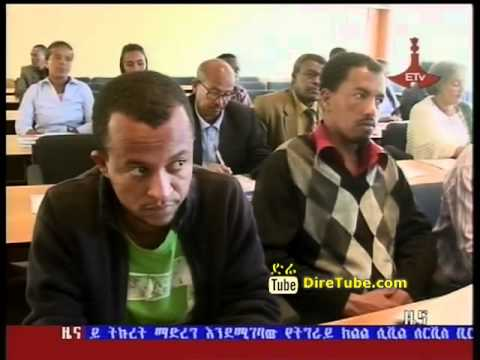 ETV Full Amharic News - June 23, 2012