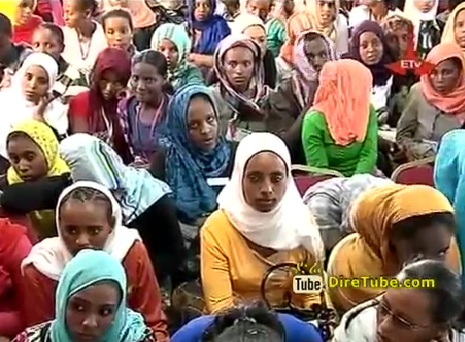 Young Ethiopian Maids Recruited to Serve Arab Countries