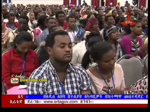 Ethiopian News - Addis Ababa City Administration giving training for Saudi Returnees