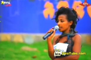 Helen Mulatu Vocal Contestant Hawassa City