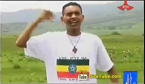 Berhan Alemu - Tnesaye Yihun Lehagere [Traditional Amharic Music]