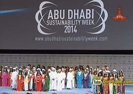 Abu Dhabi Sustainability week 2014
