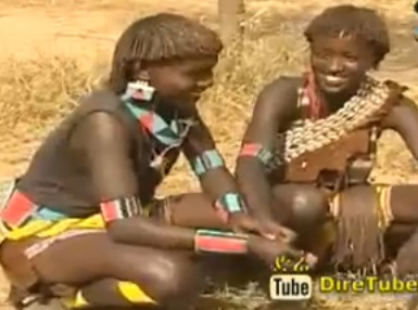 Amazing Life Style of The 'Etsemako' of Southern Ethiopia