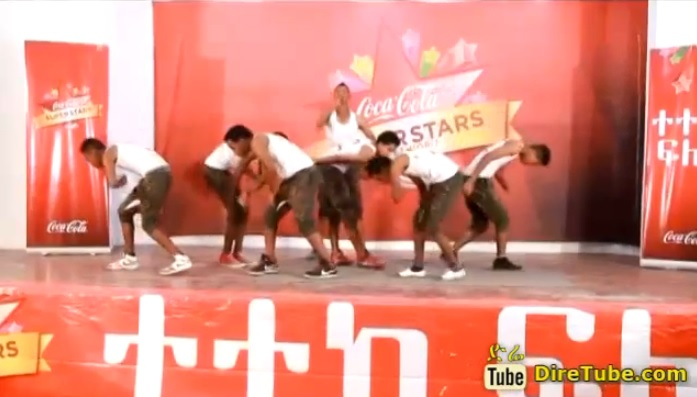 Ge'ez Dance Contestant Crew From Addis