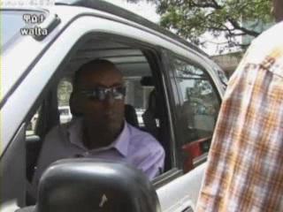 መንገደኛው ጋዜጠኛ - Parking in Addis
