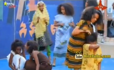 HiTake Dance Crew Contestant From Harar