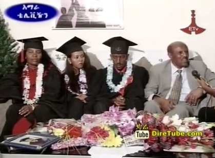 A successful Graduation from one Family