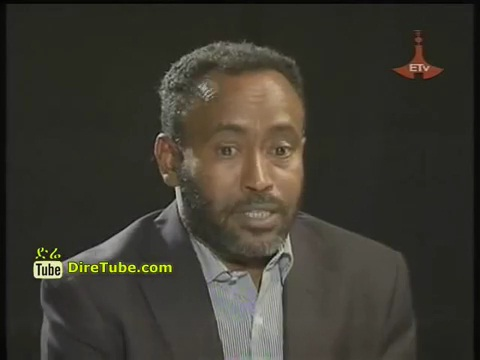 Interview with Semegnew Bekele, Grand Renaissance Dam Manager