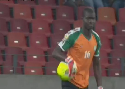 Niger Vs DR Congo 0-0 Game Highlights Jan 24,2013