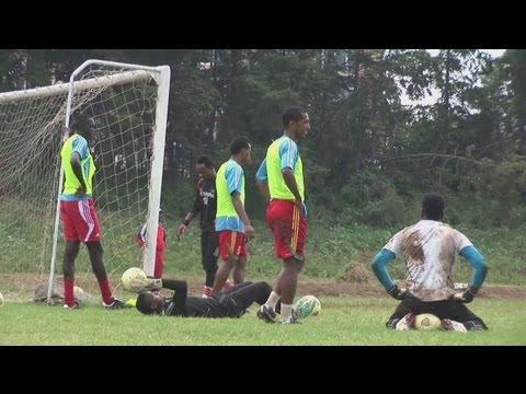 World Cup Qualifiers 2014 - Ethiopia prepare for Nigeria