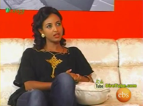 Meet Actress Meseret Mebrate Part - 1