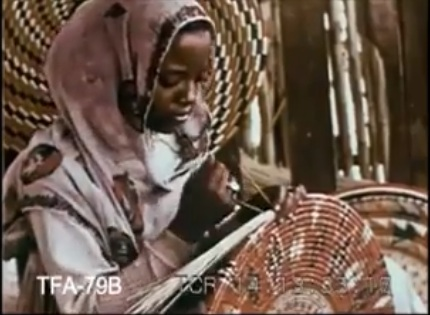 Ethiopia in 1960 by the American Robert Morey