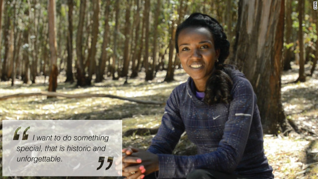 Born to run: Ethiopia's Golden Girl Tirunesh Dibaba