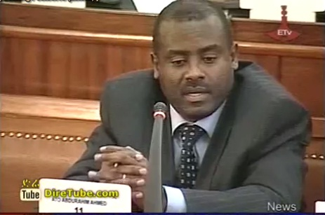 Ethiopian National Parliament Endorses Bill and Approves Appointments
