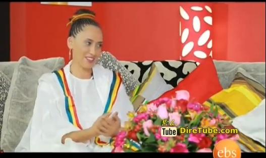 Jossy in Z House Show - Gabriela Girma with Jossy
