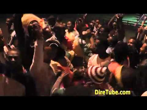 DireTube News - Update 1: Fans Chanting at the Stadium Last Night