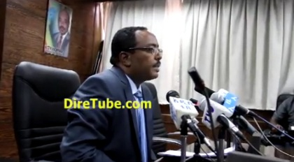Government Communication Press Conference on the Hijacked Ethiopian Plane