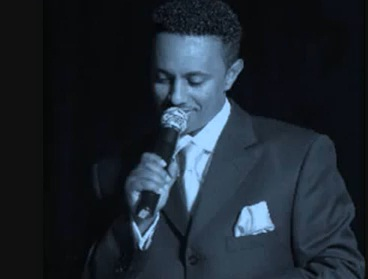 Teddy Afro reading poems Sheger radio Poetry night