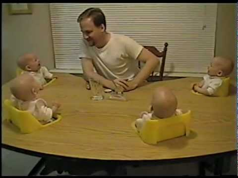 She Left Her Husband Alone With Their Quadruplets