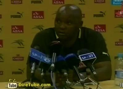 Ethiopian Walya and Bafana Bafana will Play Today