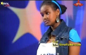 Felagot Aserat Vocal Contestant 2nd Round Addis Ababa