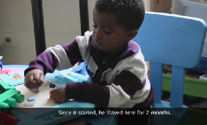 The Experience of Two Children Being Treated for Cancer in Ethiopia