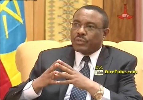 Interview with Prime Minister Hailemariam Desalegn
