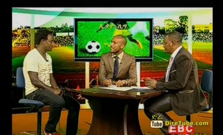 The Latest Weekly Ethiopian Sport News Feb 1, 2015