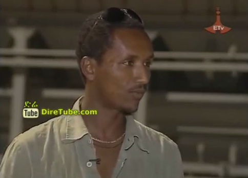 Ethiopian Grand Dam Workers Music Selection - 4