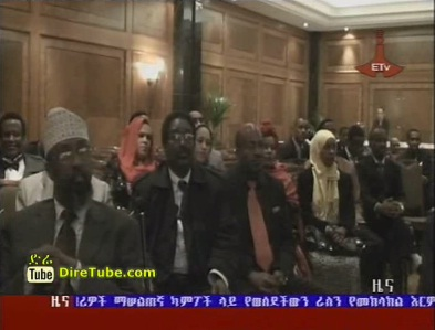 Ethiopian News - Ethiopian Somalis Contribute 7.18 Million Birr for Abay Dam in London