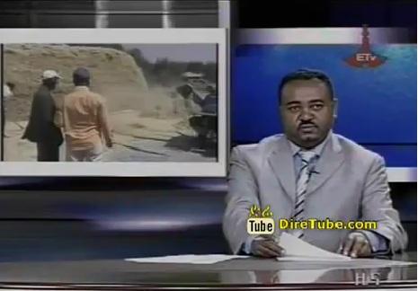 The Latest Full Amharic News Jan 9, 2013