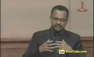 Pastor Daniel on PM Meles Zenawi Death