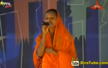 Eyerus Ababu Vocal Contestant From Jijiga