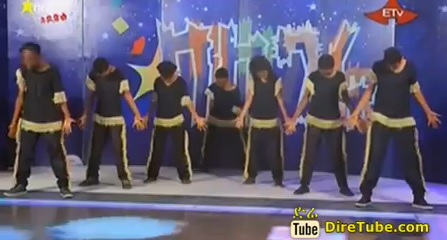 Abysinia Dance Contestant Crew - 3rd Audition Addis Ababa