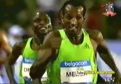 Ethiopian Athlets Performing well at Diamond League