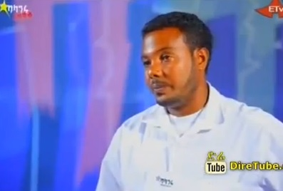 Mulugeta Zewdu Vocal Contestant 2nd Round Addis Ababa