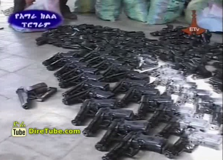 Illegal Gun Trafficking from Khartoum to Ethiopia