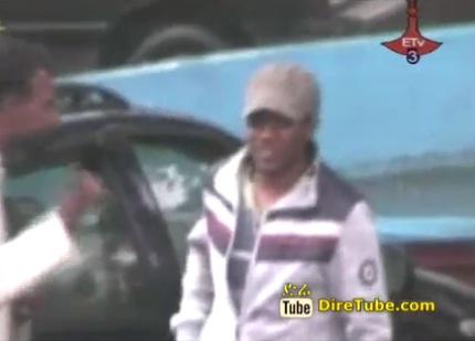 Singer Tibebu Werkeye - Prank
