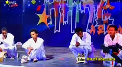 Enekesh Neka Dance Crew - 3rd Audition - Addis Ababa
