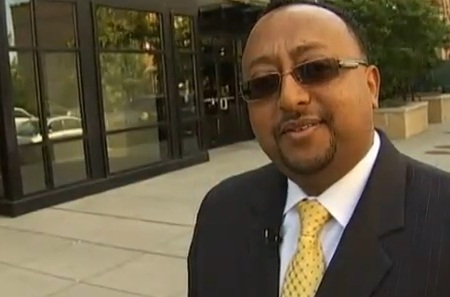 Henok Tesfaye-Washington's Ethiopian 'car park king'
