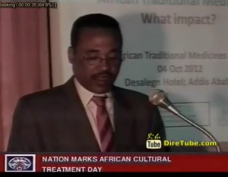 Nation Marks African Cultural Treatment Day