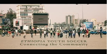 Ethiopia Youth Soccer Connecting The Community