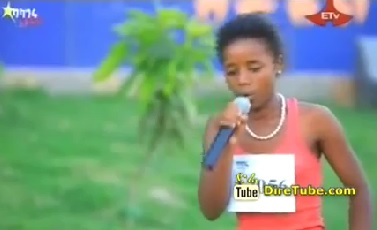 Tigest Sisay Vocal Contestant Hawassa City