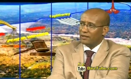Legal and Justice Research Institute Director Dr. Membere Tsehay Tadesse - Part 1